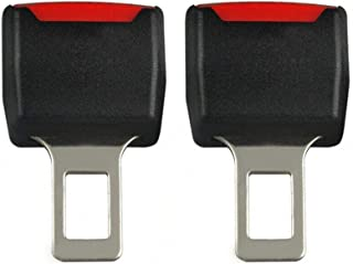 3 Packs Car Seat Belt Buckles Clips Clamp Extenders Compatible with for Nissan Toyota Tundra Jeep Renegade Alpha Dodge Pickup Ford Chrysler GMC Genesis G90 SUV Cars