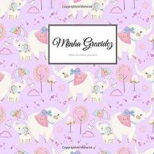 A minha gravidez! diário da minha gravidez: um diário de gravidez com muito espaço para imagens de ultra-som I uma idéia de presente maravilhoso para ... lembrar a gravidez I (Portuguese Edition)