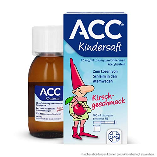 ACC Kindersaft, 100 ml Saft