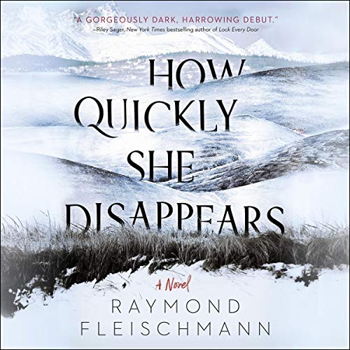 How Quickly She Disappears  By  cover art