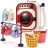 Toddler Cleaning Set-Toy Washing Machine-Play Washer...