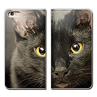 AQUOS sense4 SH-41A ケース スマホケース 手帳型 ベルトなし 猫 ねこ ネコ ペット 子猫 手帳ケース カバー バンドなし マグネット式 バンドレス EB267040115205
