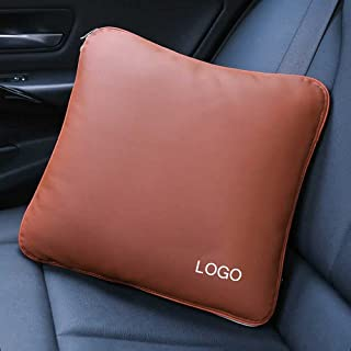 ZHZLNNYY Car seat headrest Neck Pillow Support Lumbar Cushion Lumbar Support,Fit for Lincoln MKZ 2008-2021
