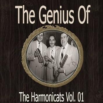 The Genius of Harmonicats Vol 01