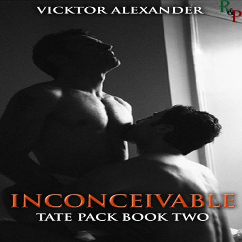 Inconceivable audiobook cover art
