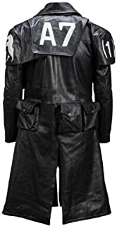 New Vegas NCR Ranger A7 Faux Leather Jacket