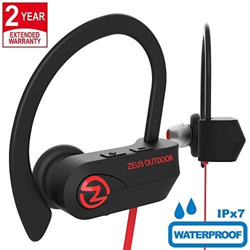 ZEUS Bluetooth Headphones Wireless - Mens Womens Running Headphones - Best  Sports Wireless Earbuds Earphones - 11854efafc