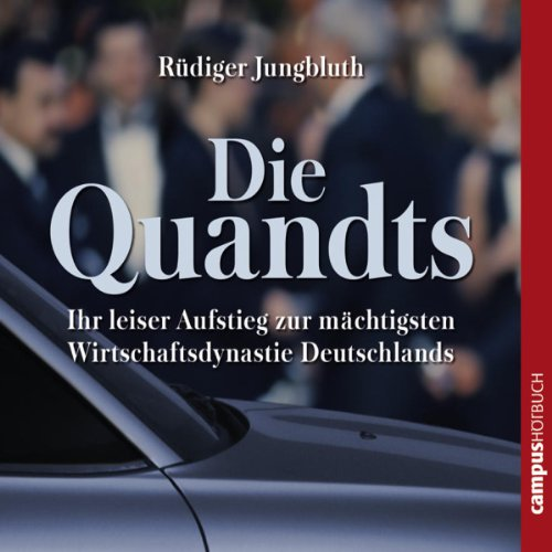 Die Quandts audiobook cover art