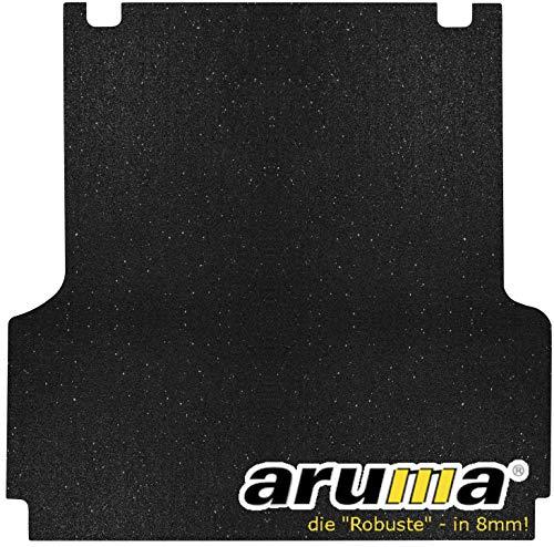 aruma® Antirutschmatte Laderaummatte, Boden für Doppelkabine, Double Cab, Pickup, original Zurrösen nutzbar, mit original Laderaumwanne gemessen ab Baujahr 01/2010