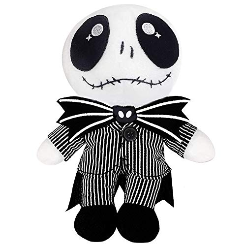 Originalidad Nightmare Before Christmas Jack Skellington Plush Doll - Pumpkin King Plush Stuffed Toys Dolls (Jack Doll 9.5 Inches)