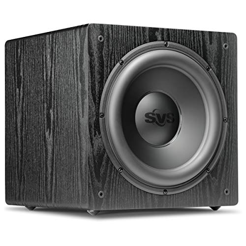 SVS SB12-NSD 12' 400W Sealed Box Subwoofer (Premium Black Ash)