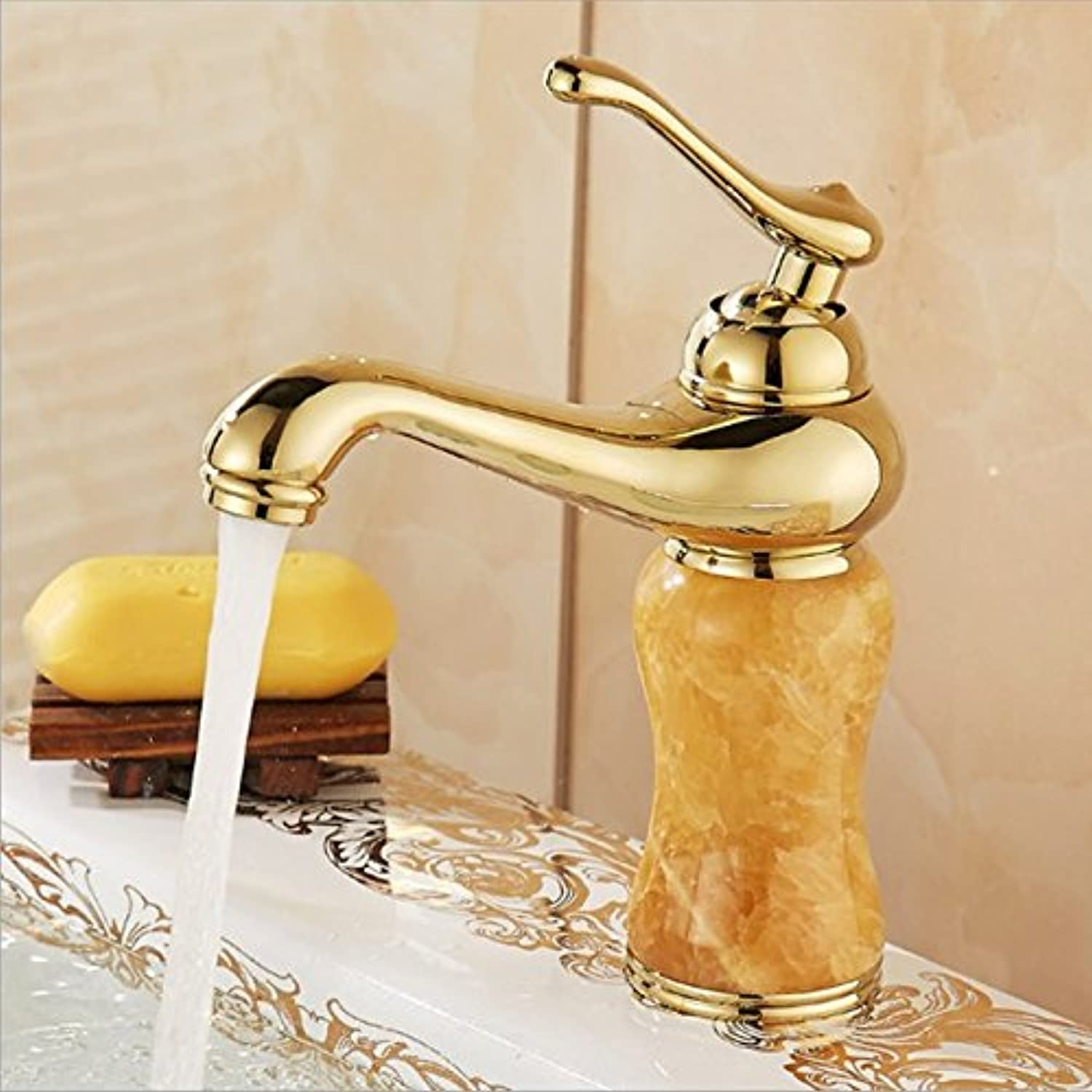 Makej Archaize Cold Hot Faucet Basin Lower Basin