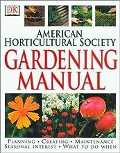 American Horticultural Society Gardening Manual
