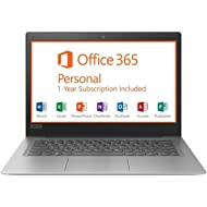 "2019 Lenovo 14"" HD Laptop Computer, Intel Celeron N3350 up to 2.4GHz Processor, 2GB RAM, 32GB..."
