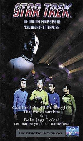 Star Trek - Raumschiff Enterprise 36: Gefährliche Planetengirls/Bele jagt Lokai