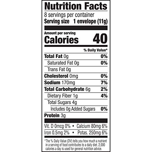 Swiss Miss Milk Chocolate Flavor Reduced Calorie Hot Cocoa Mix, Keto Friendly, 0.39 oz. 8-Count (Pack of 12)