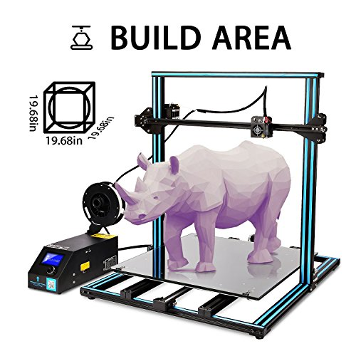 SainSmart/Creality 3D – CR-10 Plus/S5 (500 x 500 x 500 mm) - 3