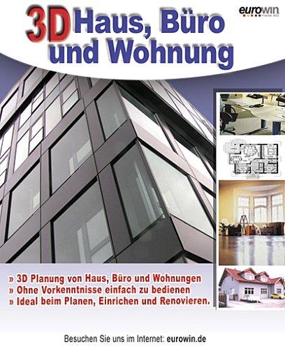 3D Haus, Büro und Wohnung