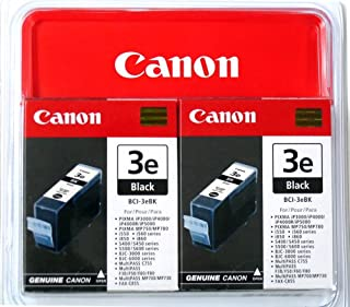 Best Canon 4479A271 BCI-3e Black Twin Pack Review