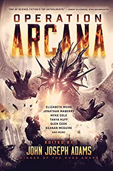 Operation Arcana by [John Joseph Adams]