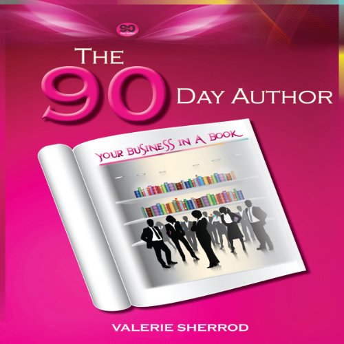 The 90 Day Author cover art