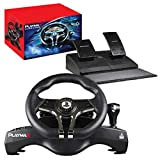 PLAYMAX Hurricane Steering wheel for PS4 & PS3