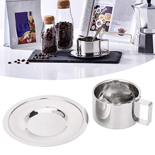 Taza de café, taza de café suave de la taza del agua durable para la oficina en casa para la leche del café