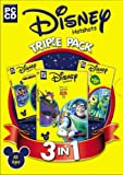 Disney Triple Pack (Toy Story 2, The Emperor's New Groove, A Bug's Life) -