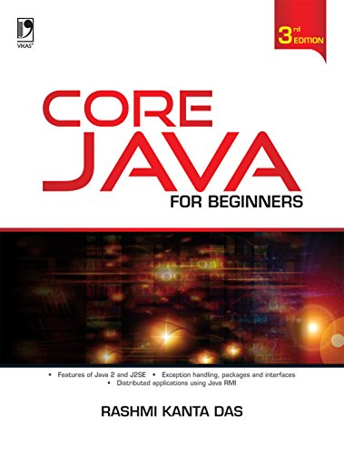 Core Java for Beginners, 3rd Edition (English Edition)
