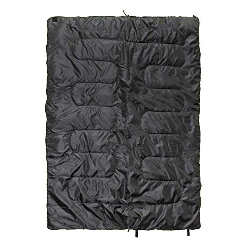 HUALI Acampar cómoda de algodón Resistente al Agua sobre Acampar Adultos Senderismo Mochila (Colores: Rojo, tamaño: 190.5x76cm), Talla: 190.5x76cm, Color: Azul LIULI