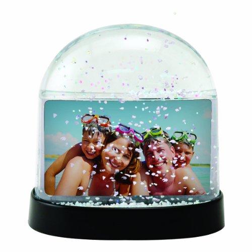 Neil Enterprises Inc. Horizontal Photo Snow Globe