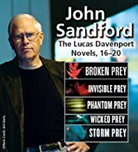John Sandford: Lucas Davenport 16-20 (A Lucas Davenport Novel)