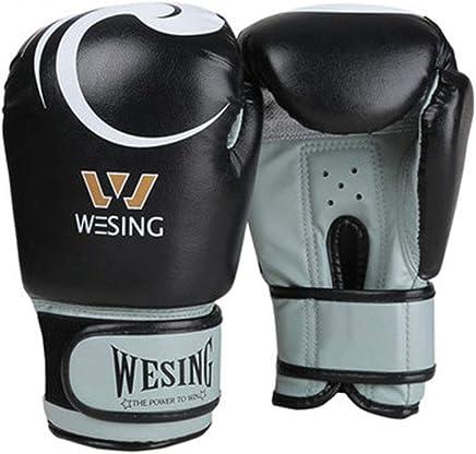 FBEST Boxhandschuhe für Kinder MMA Sparring Sparring Sparring Muay Thai Kickboxing Leder Training Stanzen Schwere Taschenhandschuhe Kampfhandschuhe,C,6OZ B07MV9WN9B       Düsseldorf Online Shop  2bf7b8