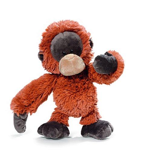 NICI 34627 - Orang-Utan Baby Schlenker, 15 cm