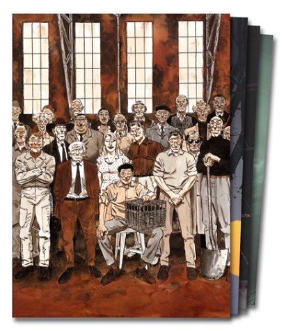 Les Ailes de plomb, coffret 3 volumes, 2000