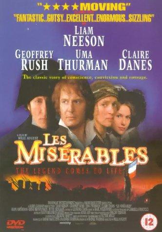Les Miserables (1998) [UK Import]
