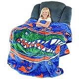 College Covers NCAA Rachel Throw Blanket, 63 in x 86 in, Florida Gators