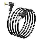PChero K2GHYYS00002 Cable de Carga USB para Videocámara Panasonic HC-V, HC-VX, HC-W, HC-WX