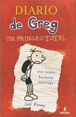 Diario de Greg #1. Un pringao total