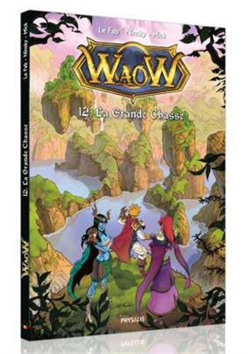 Waow, Tome 12