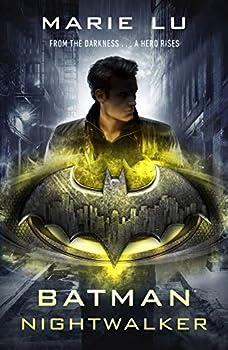 Paperback Batman Nightwalker Book