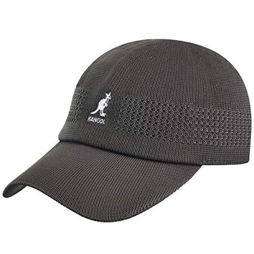 Kangol Headwear Herren Baseball Cap Tropic Ventair Spacecap, Gr. L, Grau (Charcoal)