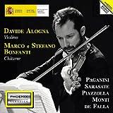 Davide Alogna & Duo Bonfanti (Violino e due chitarre)