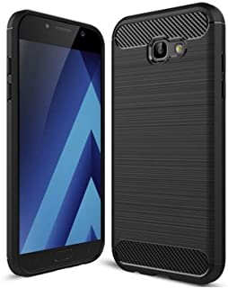 Samsung Galaxy A5 2017 Carbon Fiber Case Black