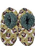 Australian Shepherd Super Soft Women's Slippers - One Size Fits Most - Cozy House Slippers - Non Skid Bottom - Perfect for Australian Shepherd Gifts