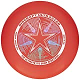 Discraft 175 Gram Ultra Star Sport Disc 175g Ultra Star Sport Disc, Bright Red