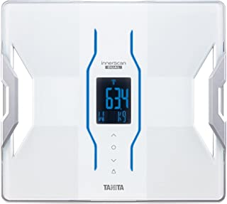 Tanita weight/body composition meter inner scan dual smartphone correspondence white RD-906-WH made in Japan