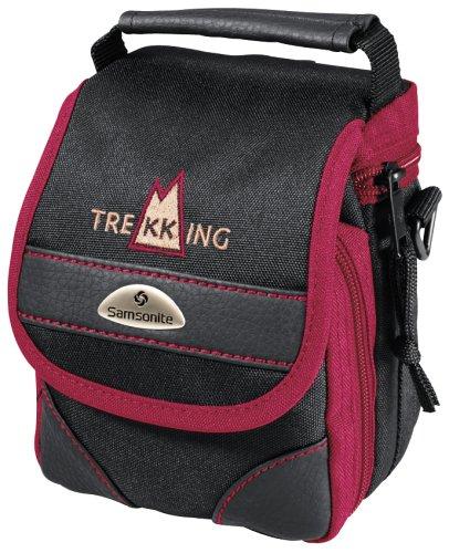 Samsonite Trekking D-F/V1 Bolsa para cámara de Fotos de Negro/Azul