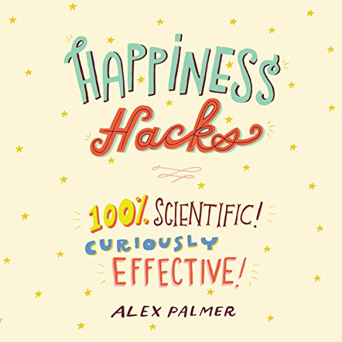 Happiness Hacks cover art
