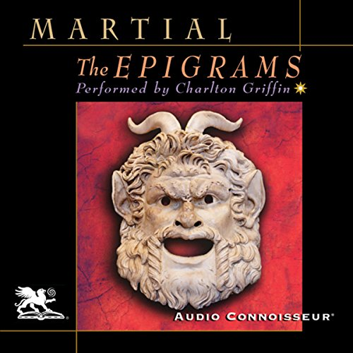 The Epigrams audiobook cover art